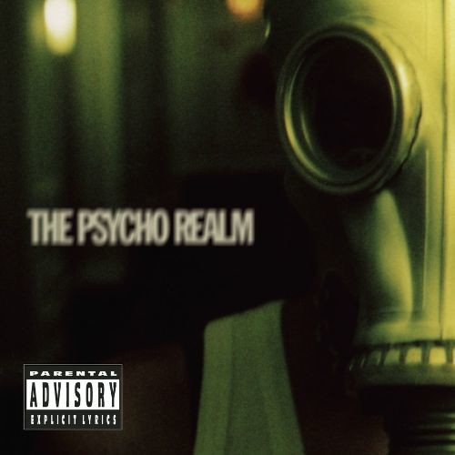 The Psycho Realm [CD] [PA]