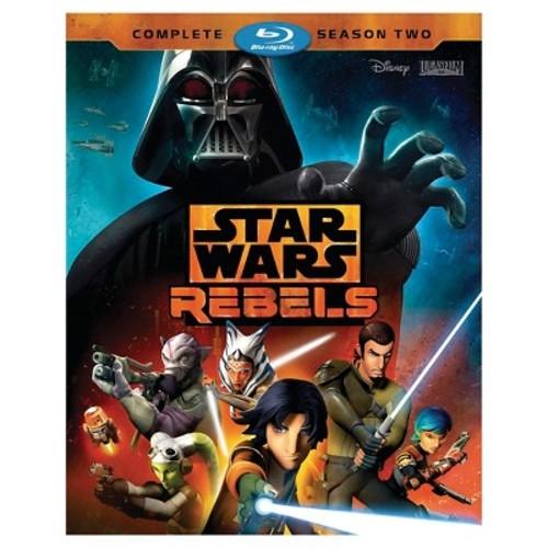 Star Wars Rebels - The Complete Season 2 (Blu-ray)