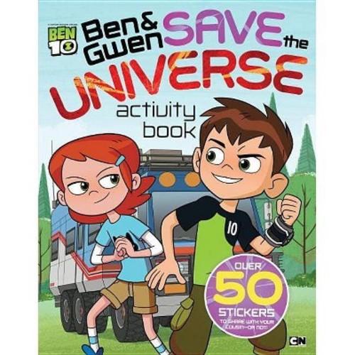 Ben & Gwen Save the Universe (Paperback) (Kirsten Mayer)