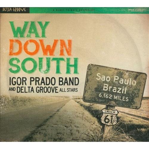 Way Down South [CD]