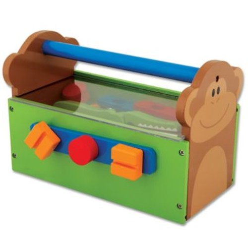 Stephen Joseph Zoo Wooden Play Tool Set