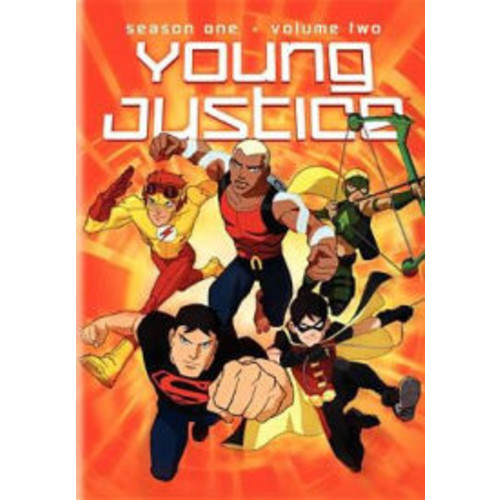Young Justice: Season One, Vol. 2 (dvd_video)