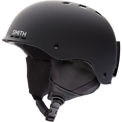 Holt Medium Snow Helmet (Matte Black)