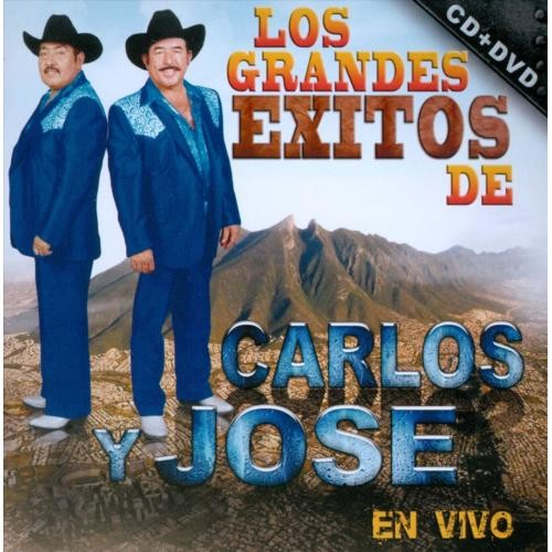 Las Grandes Exitos De... En Vivo [CD & DVD]