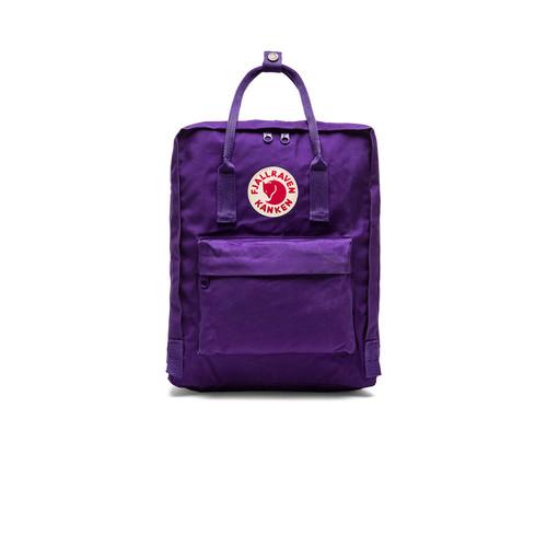 Fjallraven Kanken in Purple