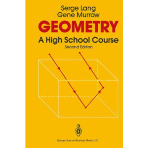 Geometry: A High School Course / Edition 2