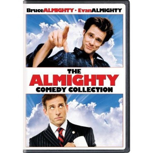 Bruce Almighty [DVD] [2003]