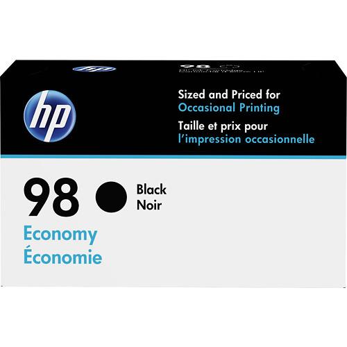 HP - 98 Ink Cartridge - Black