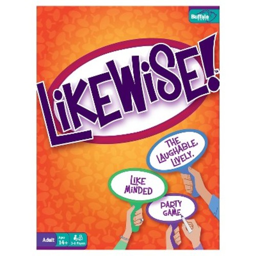 Buffalo Games Likewise! Party Game