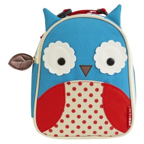 Skip Hop Zoo Little Kids & Toddler Insulated Lunch Bag - Owl