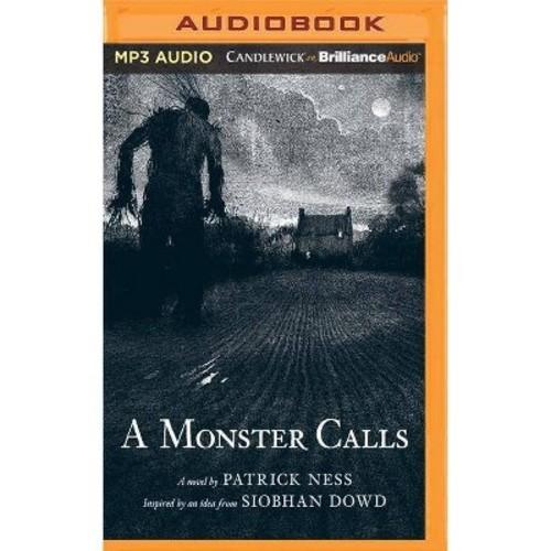 Monster Calls (MP3-CD) (Patrick Ness)