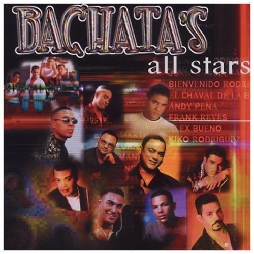 Bachatas All Stars CD