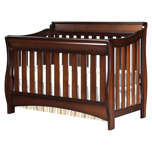Delta Children Bentley S Series 4-in-1 Convertible Crib