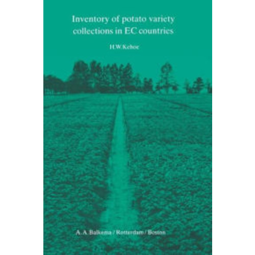 Inventory of Potato Variety Collections in EC Countries