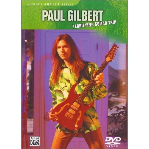 Paul Gilbert: Terrifying Guitar Trip [DVD] [English]
