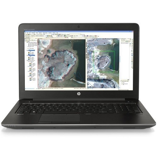 HP Inc. Smart Buy ZBook 15 G3 Intel Core i7-6700HQ Quad-Core 2.60GHz Mobile Workstation - 8GB RAM, 500GB HDD, 15.6