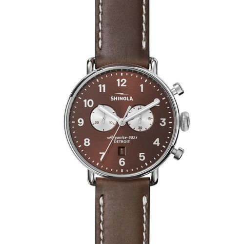 The Canfield Chronograph Watch, 43mm