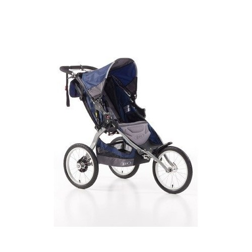 Ironman Jogging Stroller Color: Yellow