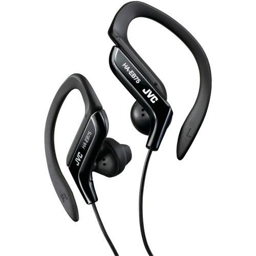 JVC HAEB75B Sports Clip Headphone
