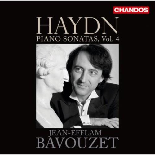 Haydn: Piano Sonatas, Vol. 4 [CD]