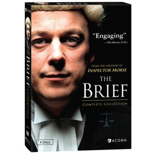The Brief: Complete Collection [4 Discs] [DVD]