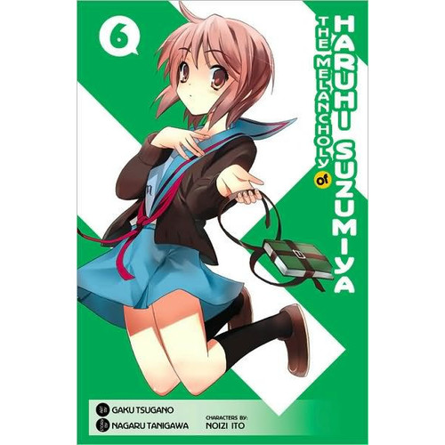 The Melancholy of Haruhi Suzumiya, Volume 6