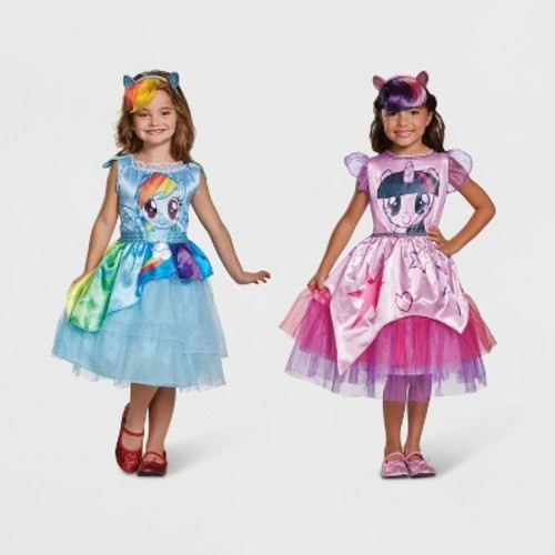 My Little Pony Girls Twilight Sparkle Deluxe Costume