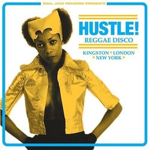 Various - Hustle Reggae Disco (CD)