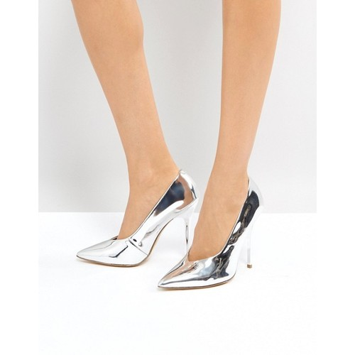 Office High Flyer High Vamp Pointed Shoes