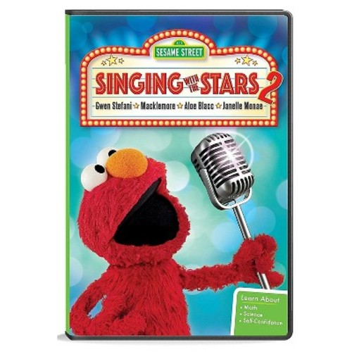 Sesame Street: Singing with the Stars 2 (DVD)