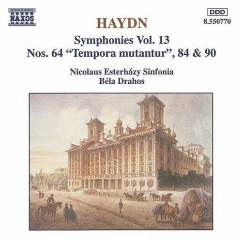 Haydn: Symphonies Vol. 13, Nos. 64, 84 & 90