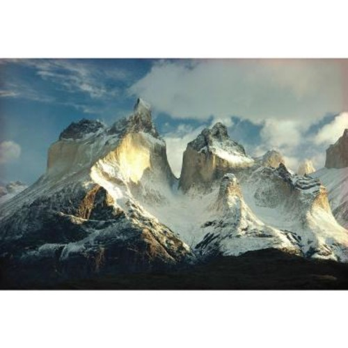 National Geographic 72 in. W x 48 in. H Mountain Wall Mural