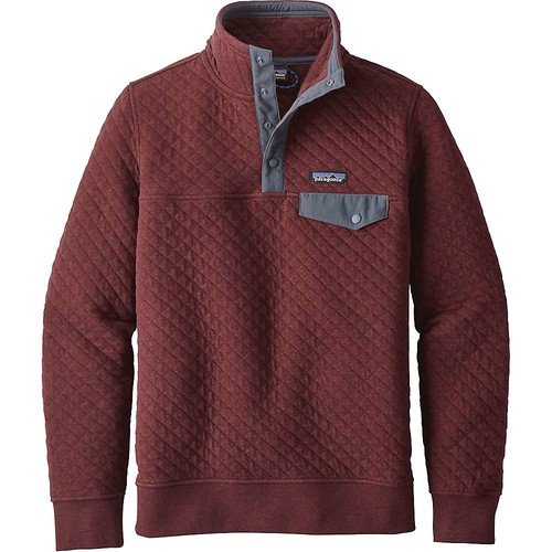 Cotton Quilt Snap-T Pullover - Women's