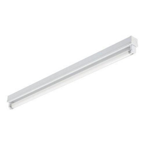 Lithonia Lighting MNS8 1 25 120 RE 1-Light T8 Mini-Strip Light for Residential Use, 3-Feet