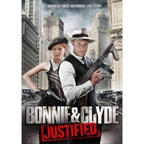 Bonnie & clyde:Justified (DVD)