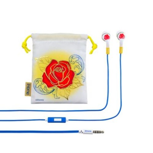 Beauty & The Beast Noise Isolating Earbuds