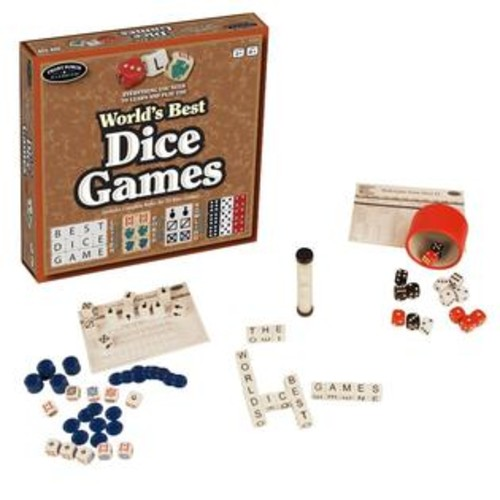 Front Porch Classics World's Best Dice Games