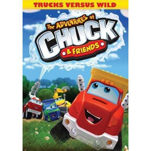 The Adventures Of Chuck And Friends: Trucks Versus Wild (Anamorphic Widescreen)