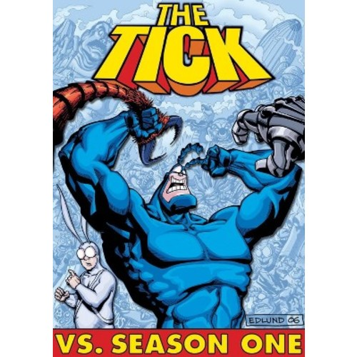 The Tick vs. Season One (2 Discs) (dvd_video)