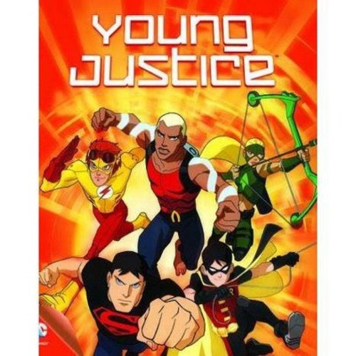 Young Justice: The Complete First Season [2 Discs] [Blu-ray]