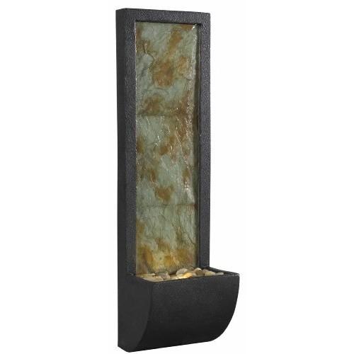 Kenroy Home 50200SL Walla Indoor Wall Fountain [Natural Slate]