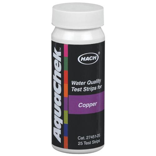 AquaChek Water Test Strips ( - Copper)