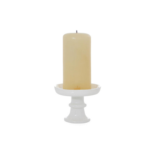 HG Ceramic Candle Stand, Short