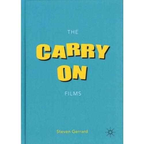 Carry On Films (Hardcover) (Steven Gerrard)