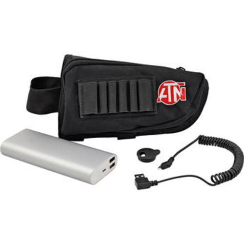Power Weapon Kit (16000mAh, Neck Strap Holder)