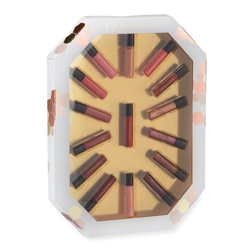 Neiman Marcus Deluxe 15-Piece Mini Lip Gloss Set