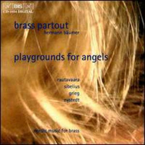 Playgrounds for Angels By Brass Partout (Audio CD)