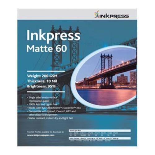 Inkpress 60 Matte Photo Paper (5x7