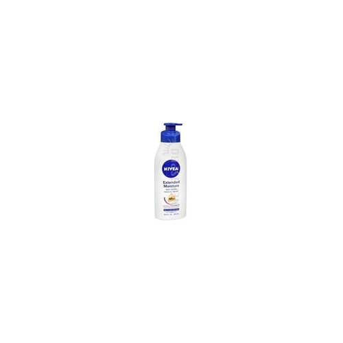 genius.nn Nivea Extended Moisture Body Lotion for Dry to Very Dry Skin 16.9 Ounce (Pack of 3)