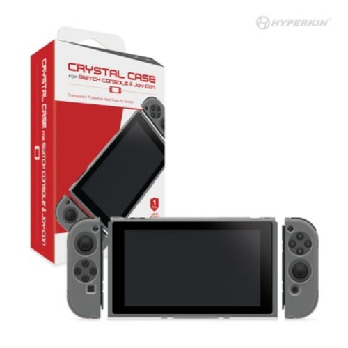 Hyperkin Nintendo Switch Console & Joy-Con Crystal Case